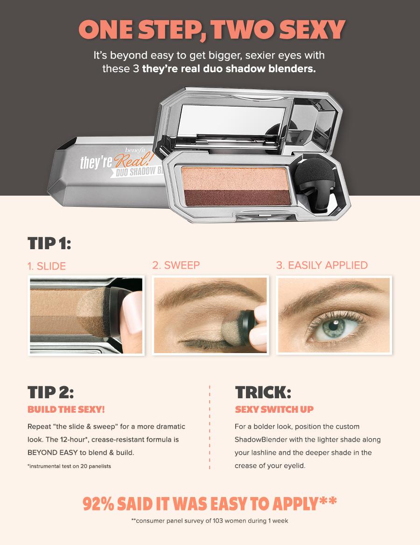 Tar eye how to applysea