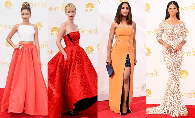 Who What Wear: The Emmys 2014