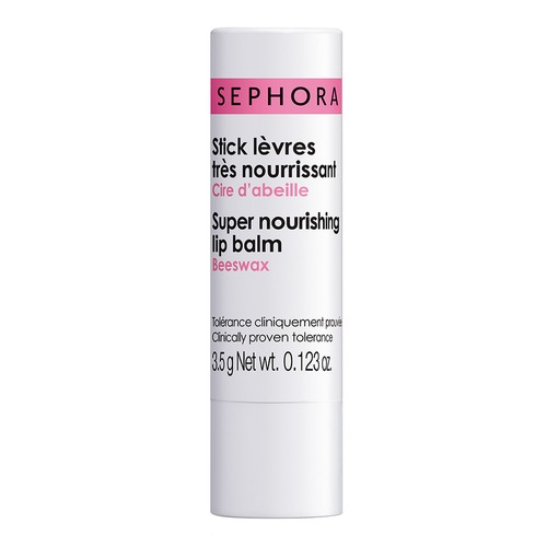 Closeup   sephora super nourishing lip balm hd web