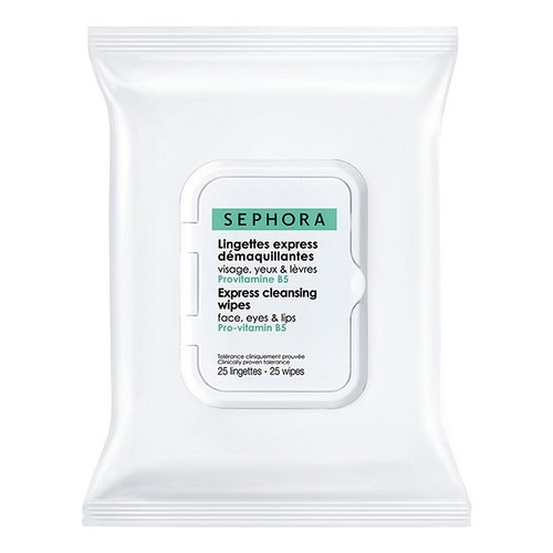 Closeup   express cleansing wipes 25 web