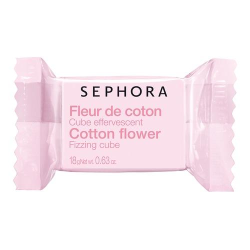 Closeup   cube eff fleur de coton hd web