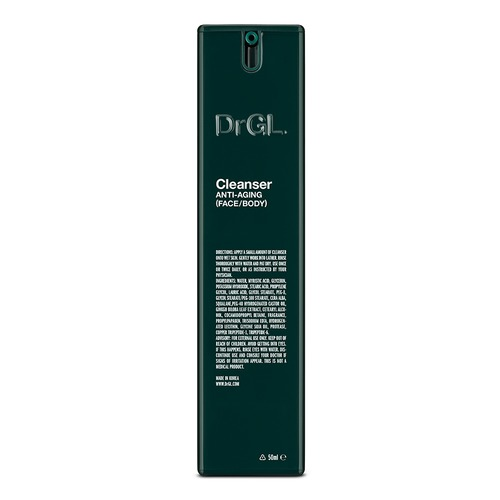 Closeup   drgl cleanser antiaging