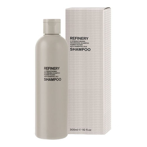 Closeup   refinery shampoo