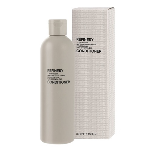 Closeup   refinery conditioner