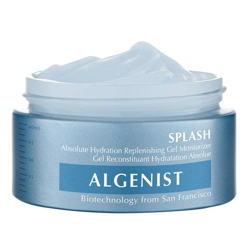 Closeup   splash moisturizer   open jar web
