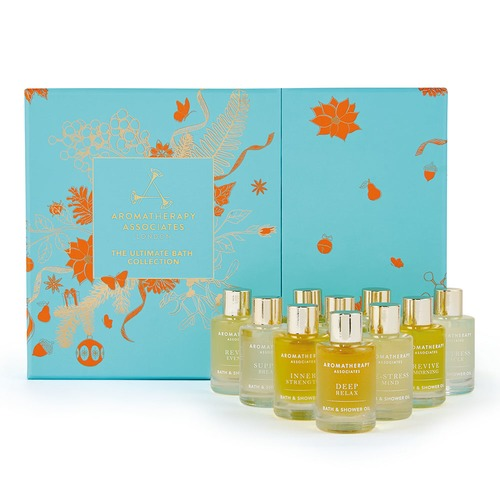 Closeup   aromatherapyassociates ultimatecollection