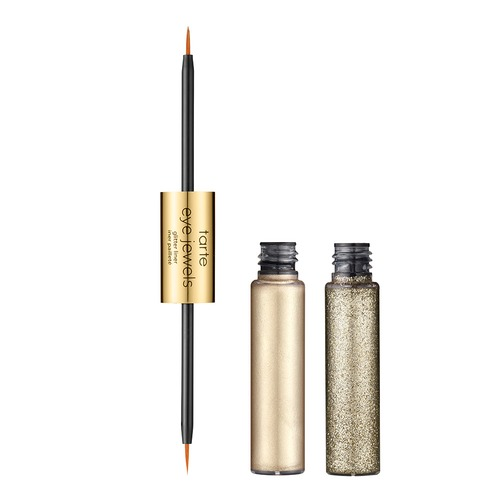 Closeup   eye jewels glitter liner gold 2 web