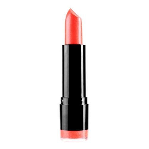 Closeup   nyx lip smacking fun colors lipstick  peach bellini web