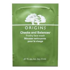 Checks And Balances Frothy Face Wash (2ml)