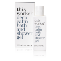 Deep Calm Bath And Shower Gel
