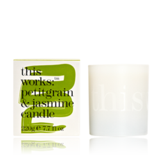 Petitgrain &amp; Jasmine Candle