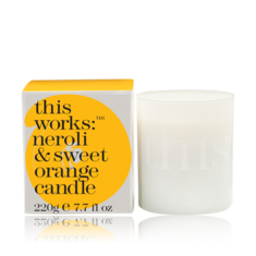 Neroli &amp; Sweet Orange Candle
