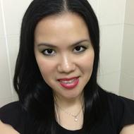 Full image celeste red lipstick